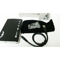 Case Sata Hd Notebook 2.5 Bolso Usb 2.0 Externo Com Garantia