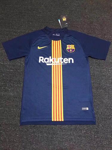 6c82b6664d Camisa Barcelona Treino Catalunha 2018 19- Frete Gratis. R  170