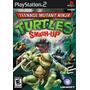 Tartarugas Ninjas Smash-up. Frete Grátis.