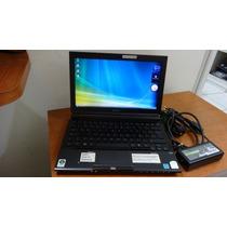 Notebook Sony Vaio Vgn-tz15an 1.06ghz Hd 100gb 2gb C/garanti