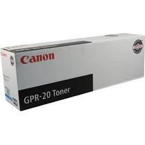 Toner Canon Ir C5180/5185 Gpr20 Cyan Original