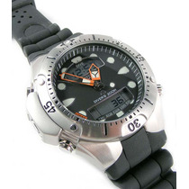 Relogio Citizen Promaster Diver Aqualand 2 200m Crono