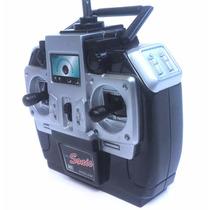 Controle Remoto Transmissor 40mhz 4canais Universal Carrinho