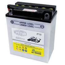 Bateria Moto 12ah Honda Cb 400 450 Agrale Elefant 16.5 400 #