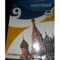 Livro História 9 Projeto Araribá-