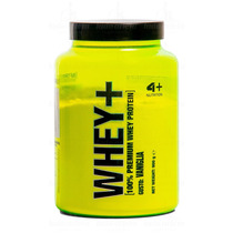 [frete Grátis] Whey + (2lbs / 900g) 4 Plus Nutrition [bau]
