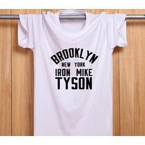 Blusa/camisa/camiseta/masculina - Iron Mike Tyson - 2016