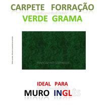 Carpete Festa Verde Grama Decoração Festas Ideal Muro Inglês