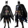 Cosplay Fantasia Batman Ninja. Samurai Filme Animação