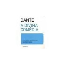 Livro A Divina Comédia Dante Alighieri Editora 34 Livro Com