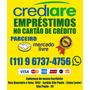 Promoção De Créditos Visa, Master, Hiper, Amex