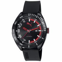 Relógio Puma 2 Anos Garantia Calendário 96256gppspu1 V