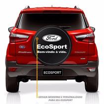 Capa Para Estepe Ecosport