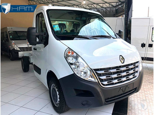 Renault Master Chassi L2h1 2021