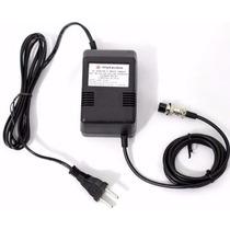 Fonte Mesa De Som Yamaha Mg82cx /mg124cx / Mg16 Plug 3 Pinos
