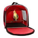Bolsa Mala Caixa Transporte Pássaro Aves Calopsita Periquito