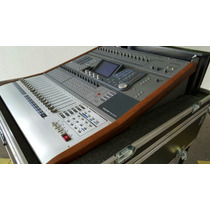 Mesa De Som Digital Tascam Dm 3200 + Interface + Hardcase