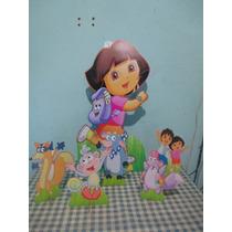 Dora Aventureira Display De Mesa E Chão,mdf