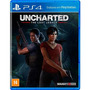 Uncharted The Lost Legacy Ps4 Mídia Física Novo Em Português