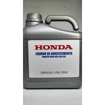 Aditivo Radiador Honda Civic/new Fit/city/crv 3,785 Litros