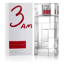 3am - Sean John - Amostra Original De 30ml