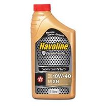 Oleo Para Motor Havoline 10w40 Semi Sintético