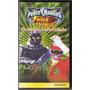 Vhs Power Rangers - Força Animal - Crise De Identidade