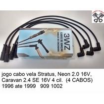 Cabo Vela Chrysler Stratus Neon 2.0 16v Caravan 2.4 96 97 98