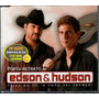Edson E Hudson Cd Single Porta-retrato - Raro