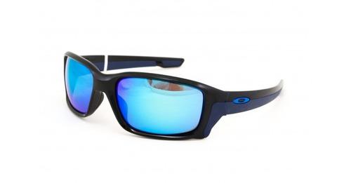 26c2f3769 Óculos De Sol Oakley Straightlink 9331-04 Acetato Masculino