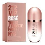 Perfume Carolina Herrera 212 Vip Rosé 30ml + Amostra Grátis