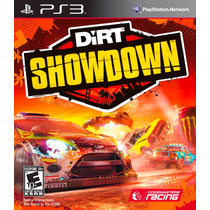 Game Ps3 Dirt Showdown