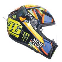 Capacete Agv Pista Gp Winter Test Rossi Monster 58