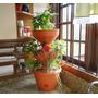 Horta Vertical - Vaso Para Plantas - Com Irrigação