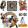850 Vetores Bandas De Rock, Imagens Impressão Corel Draw