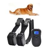 Colar / Coleira Eletrônica Recarregavel P/ Adestrar Cachorro