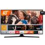 Smart Tv Led 43  Uhd 4k Samsung Mu6100 3 Hdmi 2 Usb Wi-fi
