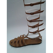 Sandália Gladiadora Do 30 Ao 44 Numero Grande Varias Cores