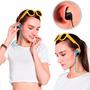 Fone Ouvido Bluetooth Sem Fio Jwcom Bh661 Chamada Música