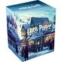 Box Harry Potter 7 Livros Completo Brinde Frete Gratis