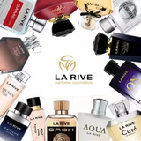 Kit 4 Perfumes La Rive - Mascul / Femin - Escolha - Atacado
