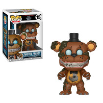 Five Nights At Freddy Boneco Pop Funko Twisted Freddy #15
