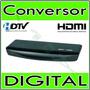 Conversor Digital Hd Filtro4g Gravador * Queima Estoque *