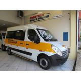 Renault Master Escolar 0km 2020