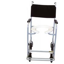 Cadeira De Rodas Para Banho Com Apoio Pés Escamoteáveis