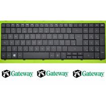 Teclado Notebook Gateway Ne56r Ne56r22b Nv50a Nv53a Nv55c Ç