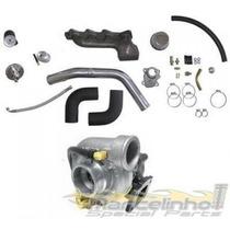 Kit Turbo Vw Para Motores At 1.0 8valvulas Com Turbo T2