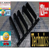 Tecla Para Teclado Technics Kn920 Kn930 Kn1400 5 Pretas