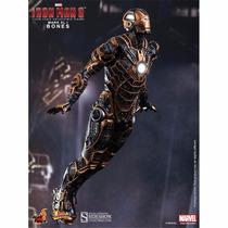 Iron Man 3 Mark Xli Bones Escala 1/6 - Hot Toys