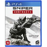Sniper Ghost Warrior Contracts Ps4 Mídia Física Novo Lacrado